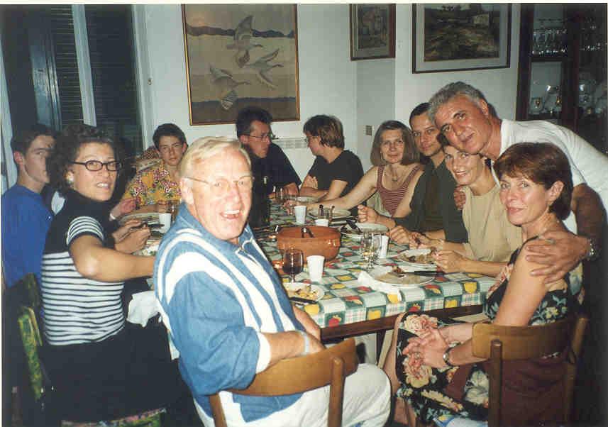 Dinner bei Vittorio